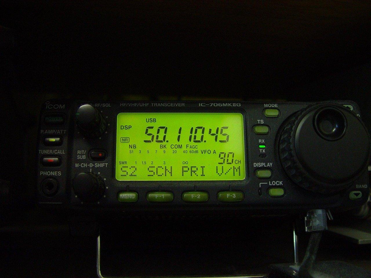 vhf overleg met Radio medische dienst