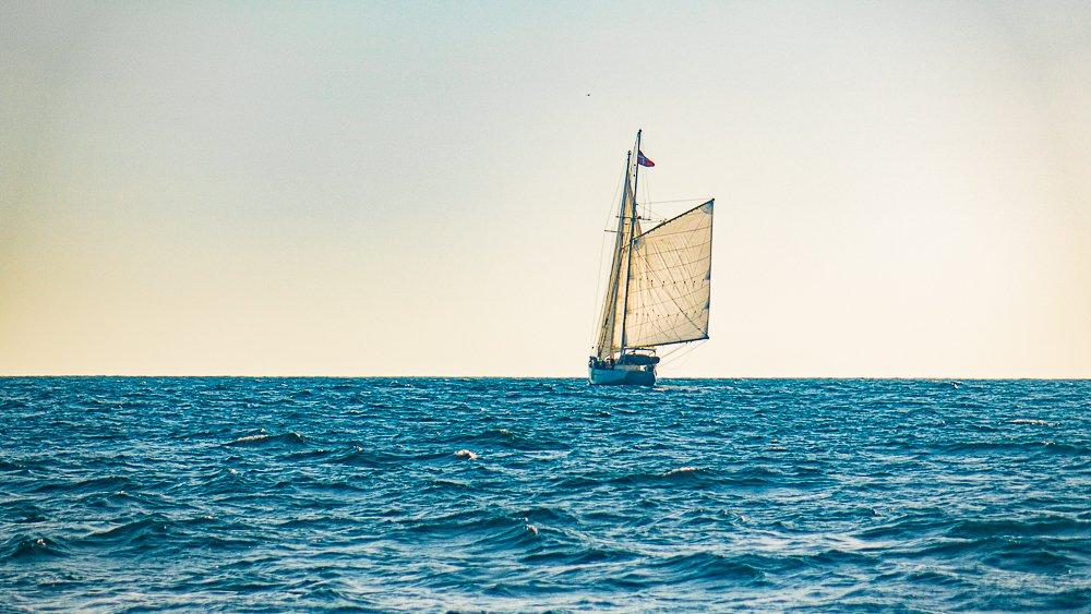 blindedarmontsteking op zee